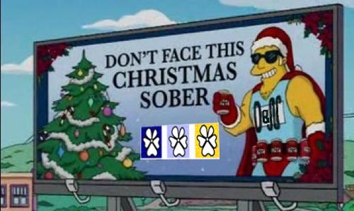 Kom naar de Kerstfuif van Oud en Nieuw!